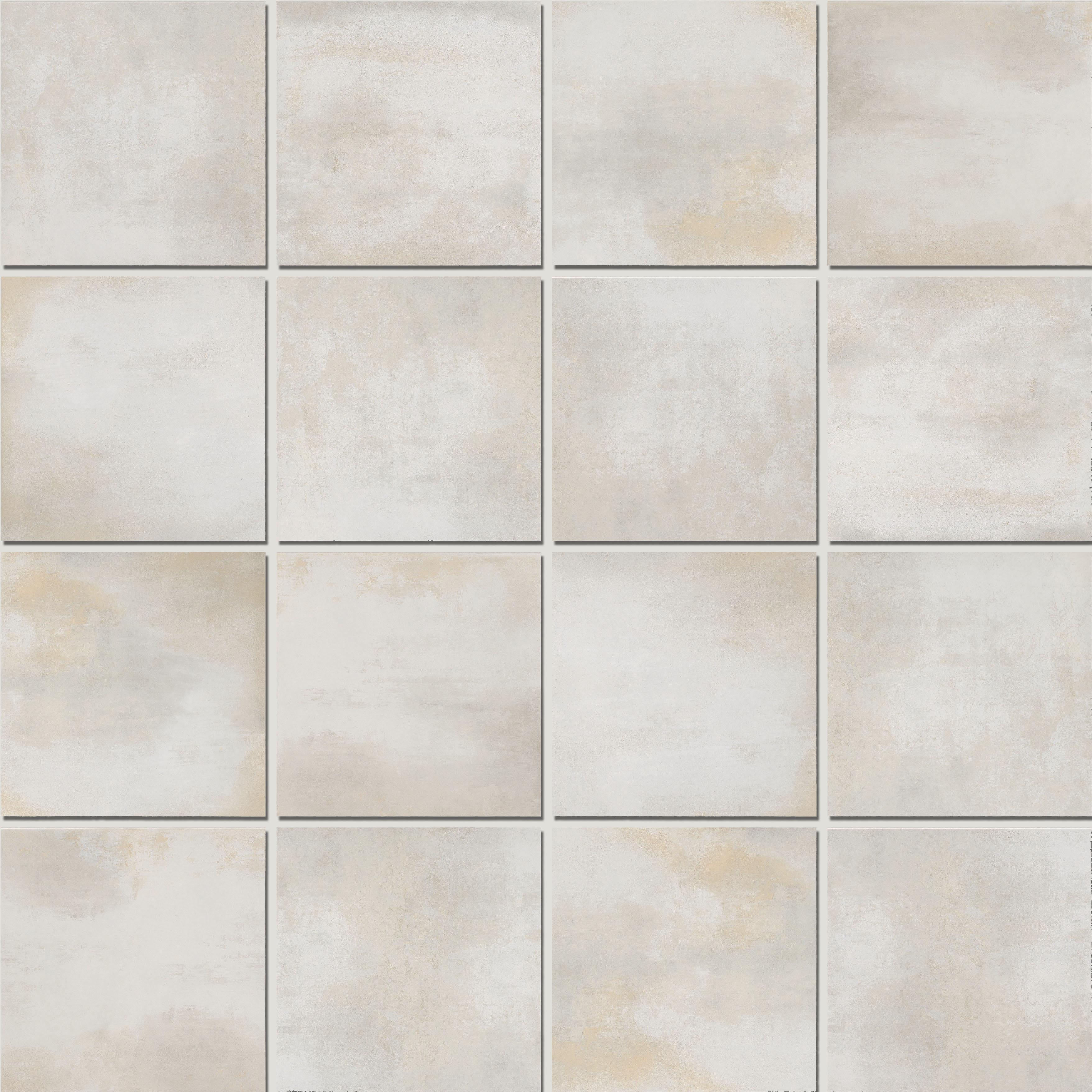 Mosaic 7,2x7,2 Shabby White