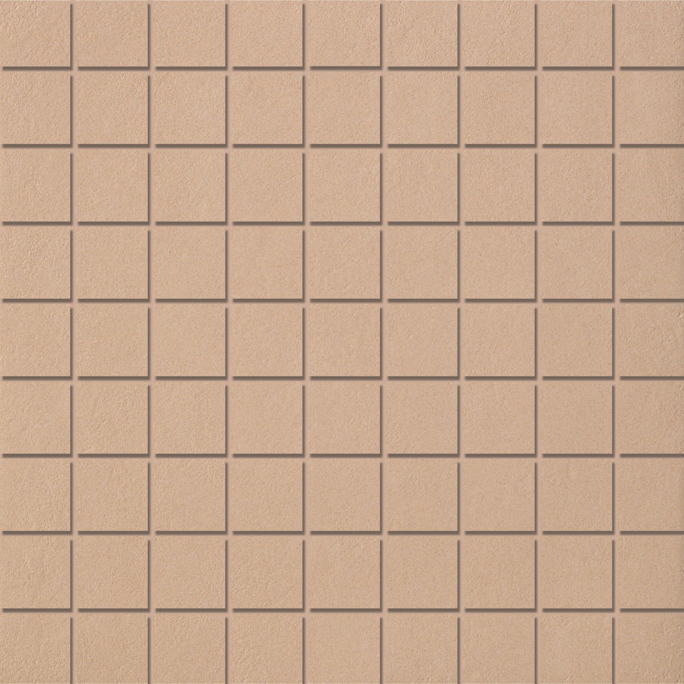 Mosaic 3,1X3,1 Light Brown