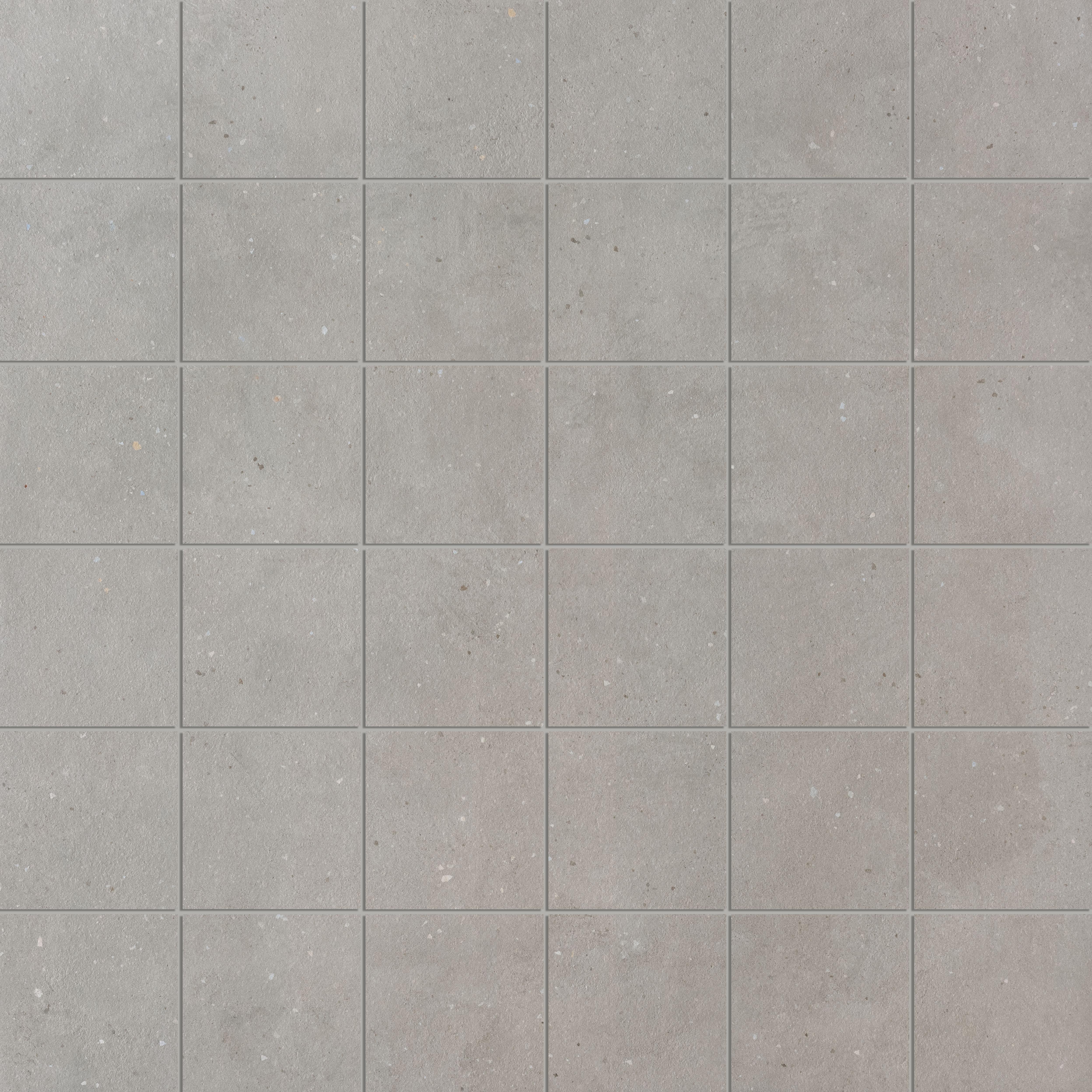 Mosaic 4,7x4,7 Ash