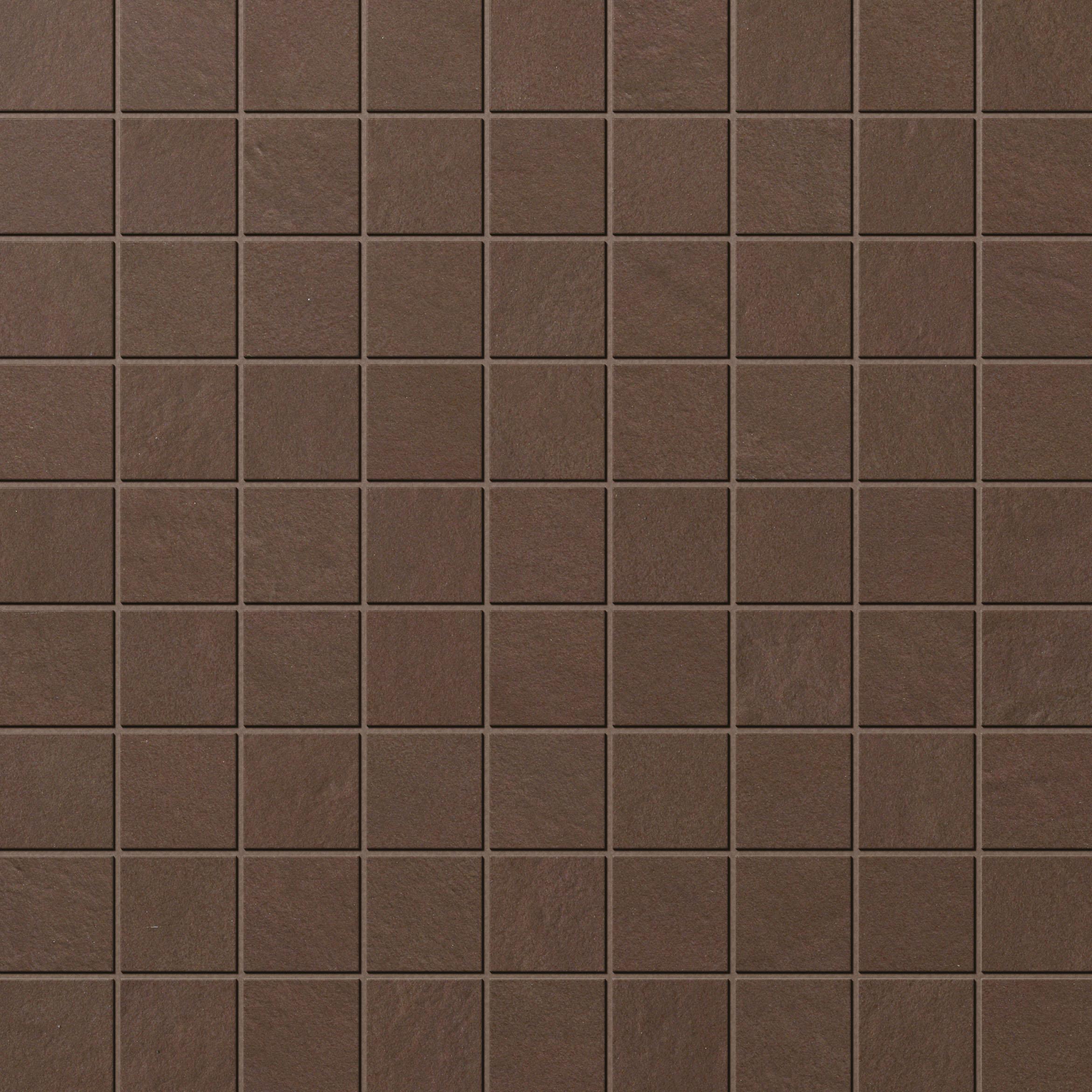 Mosaic 3,1x3,1 Brown