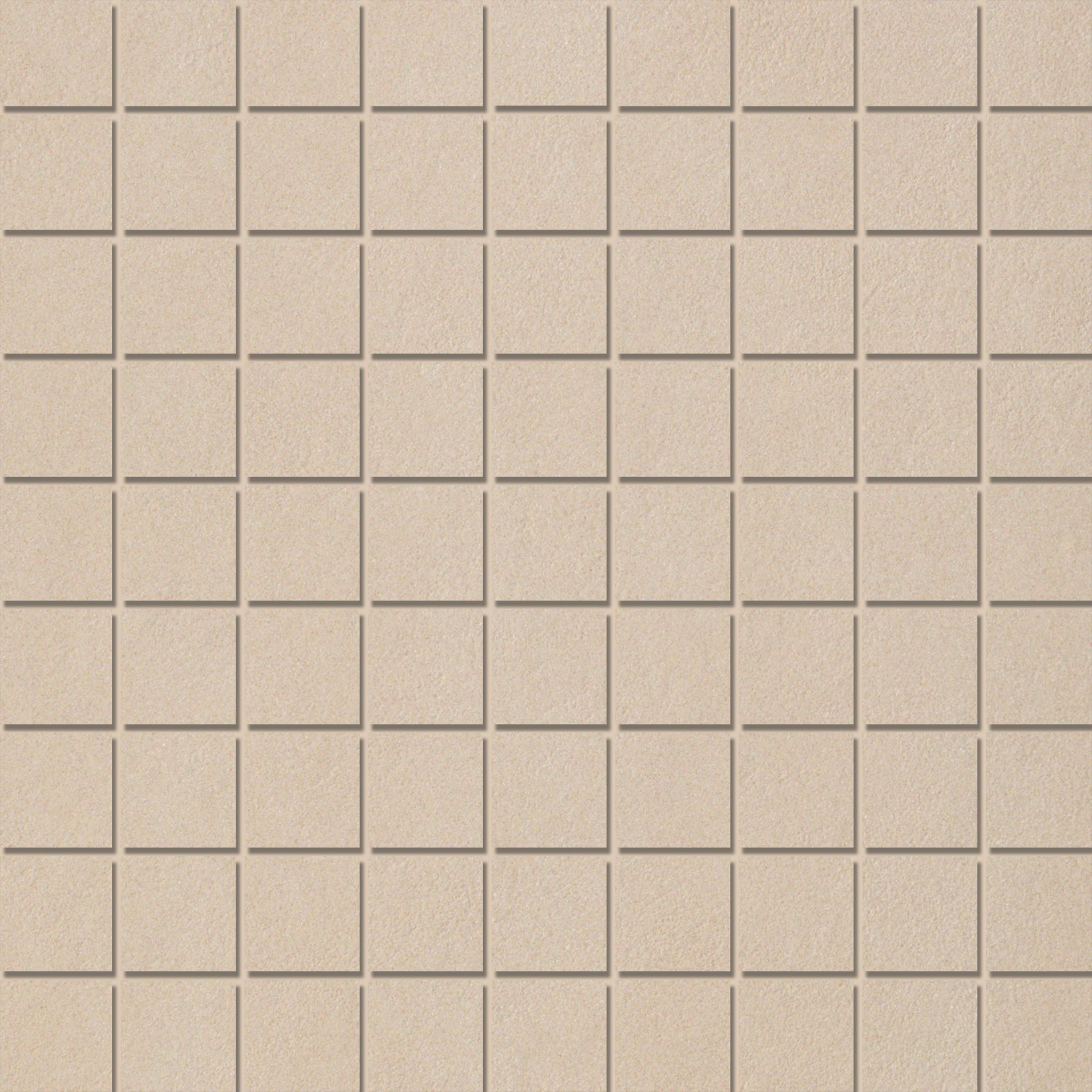 Mosaic 3,1X3,1 Beige