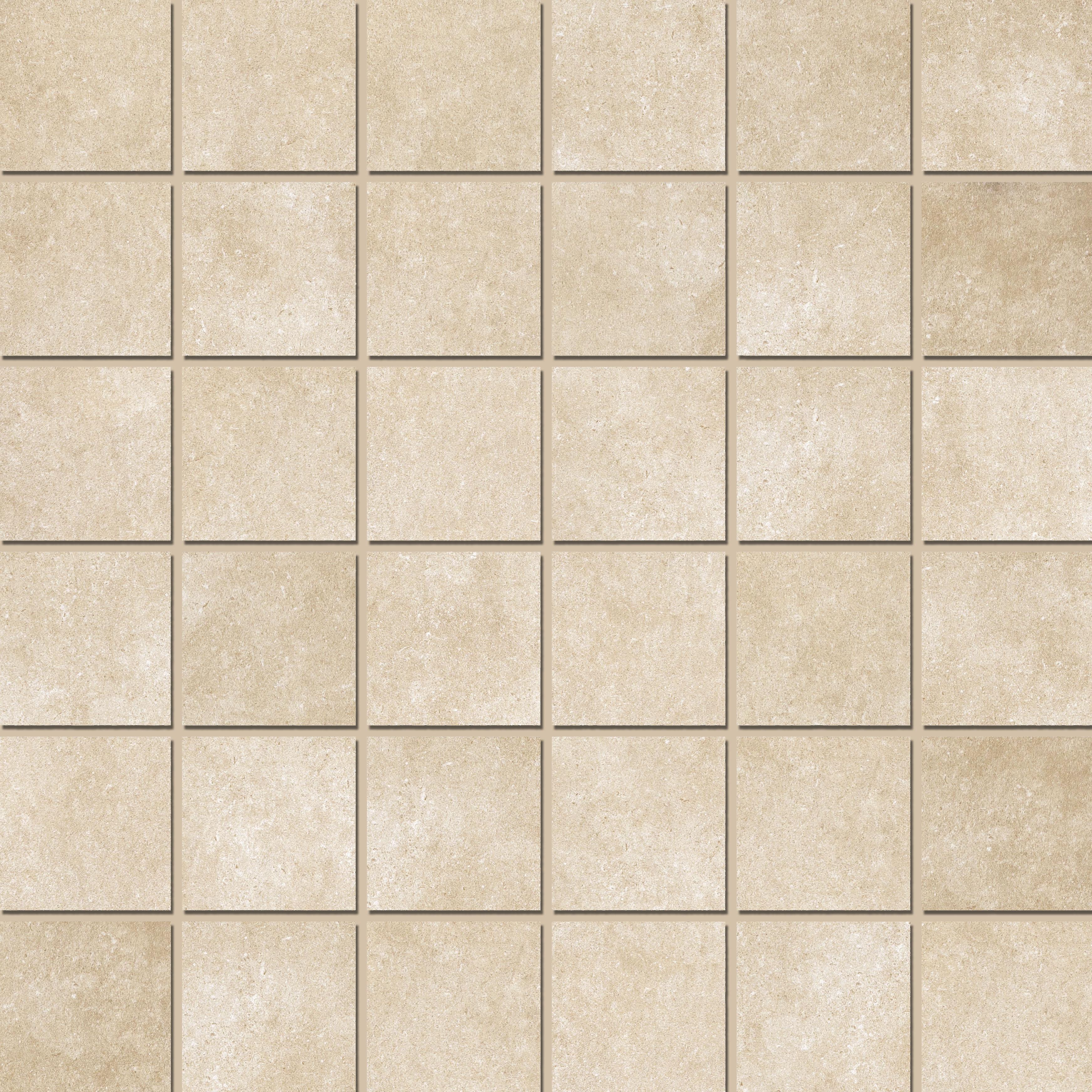 Mosaic 4,7x4,7 Vanilla Lace