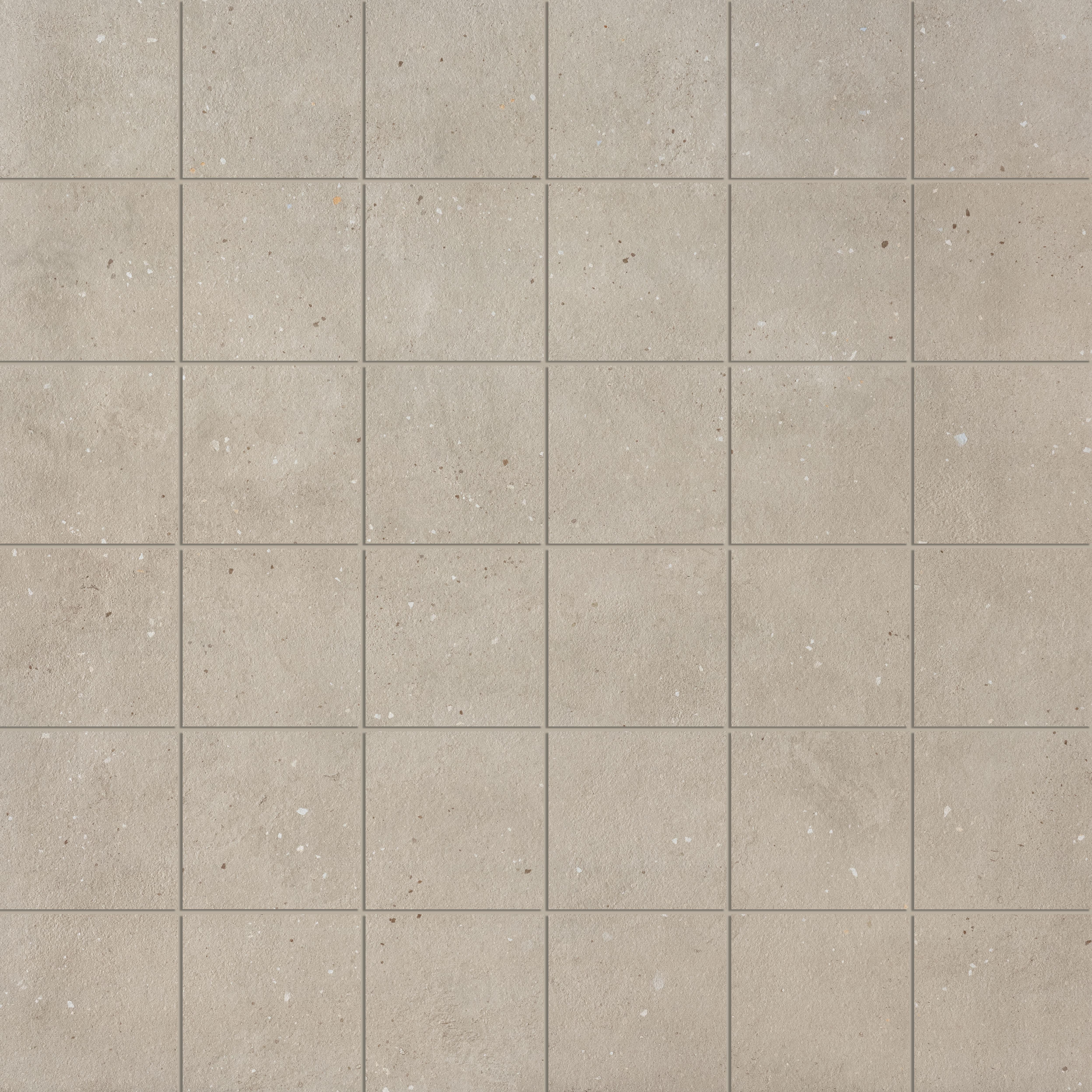 Mosaic 4,7x4,7 Clay